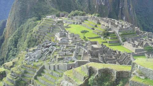 ペールの世界遺産マチュピチュ遺跡